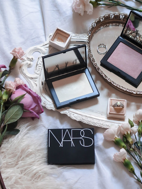 A Glass-like Gaze | NARS Change Of Sheen Highlighting Powders | Review & Swatches | labellesirene.ca