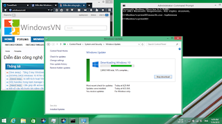 DOWNLOAD UPGRADE #WINDOWS10 SỚM TRÊN WINDOWS 7 VÀ 8.1