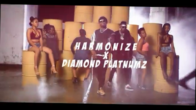 Video | Harmonize Ft Diamond Platnumz - Kwangwaru | Download