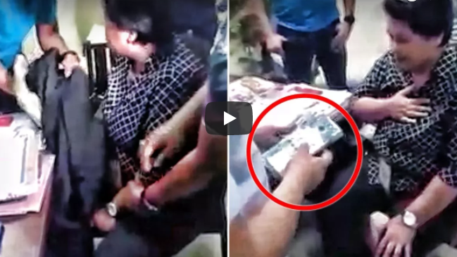 Abogado Arestado Matapos Ma-aktohang Nanunuhol ng NBI