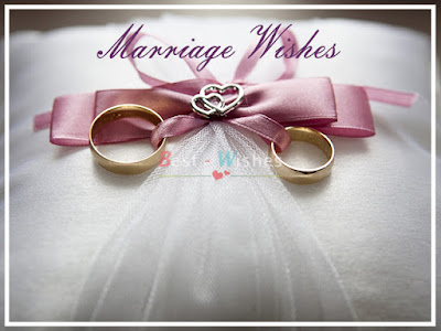 marriage - wishes
