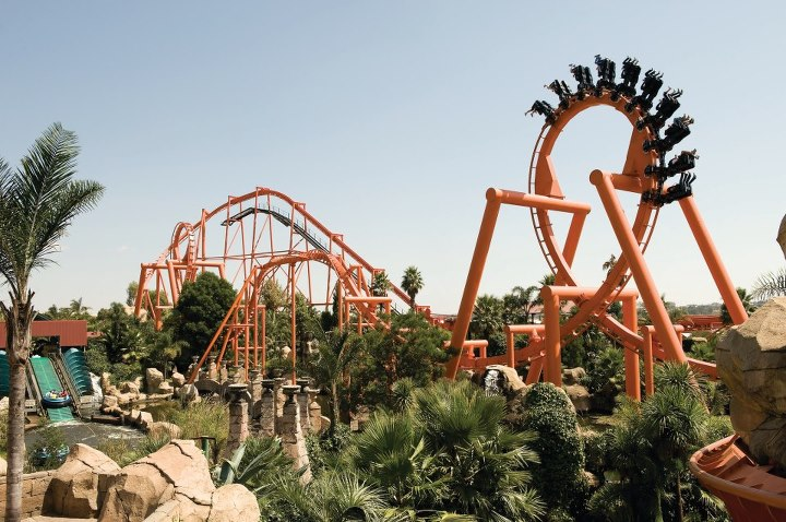 the best amusement park in the 5 continents yeah info