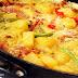 Potato, Bacon & Bell Pepper Frittata Recipe