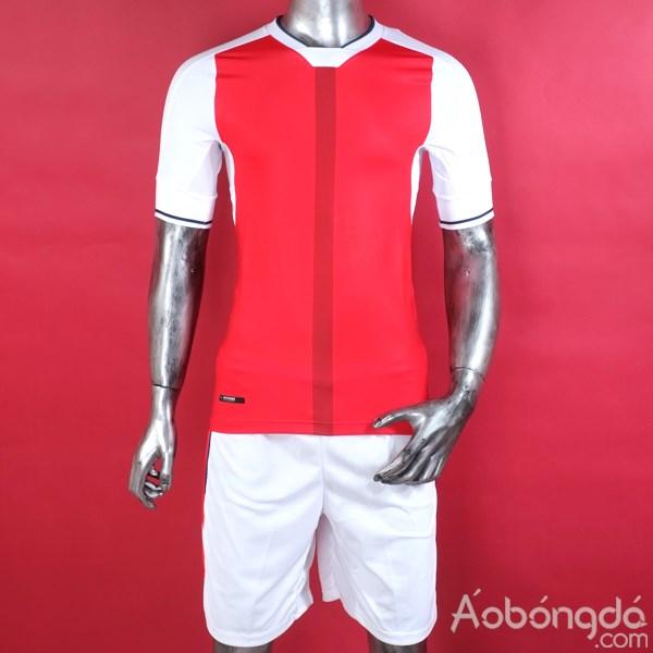Áo bóng đá hàng Thái Lan siêu cấp Không Logo Arsenal