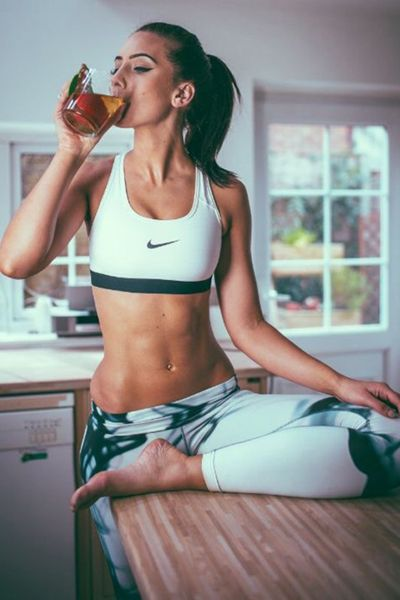 How To Girls Dress For The Gym:Best Nike Outfit Ideas