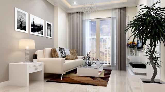 Nhà mẫu Căn hộ RichMond City Bình Thạnh