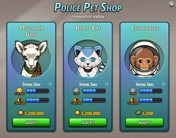 Police Pets Criminal Case Free Energy Criminal Case