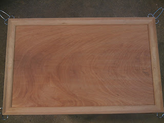 mahogany table top