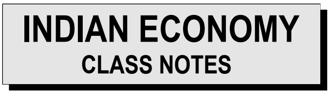 Economy handwritten Notes in pdf download - VISION