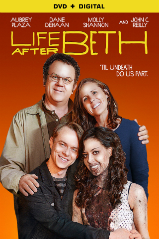 Life After Beth [2014] [DVDR] [NTSC] [Latino]