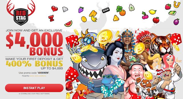 Exclusive First Deposit Bonus
