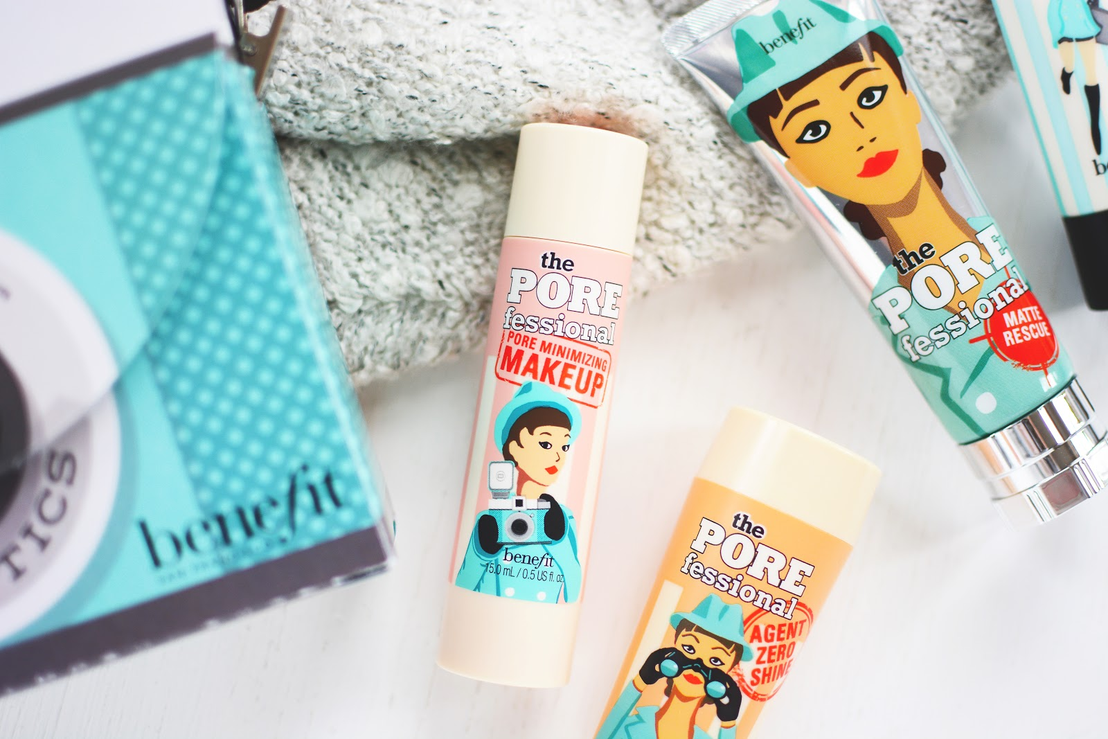 Benefit Cosmetics Pore Minimizing Make-Up