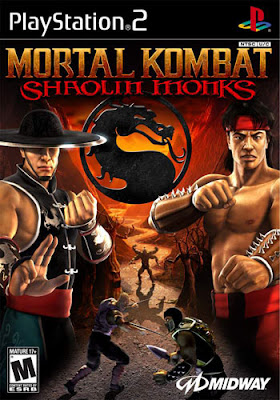 Mortal Kombat: Shaolin Monks PS2 GAME ISO
