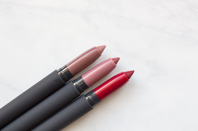 bite beauty matte creme lip crayons review and swatches