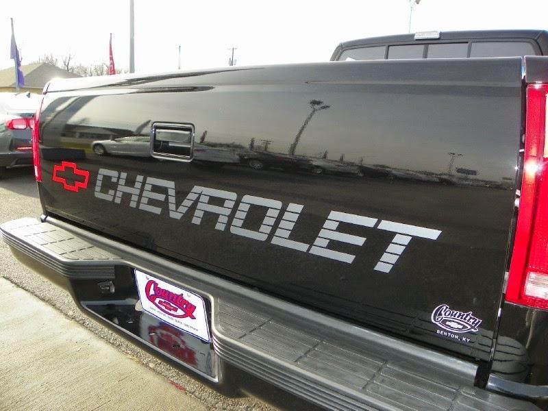 Un 1990 Chevrolet 1500 C/K 454 SS avec 7 miles au compteur est à vendre