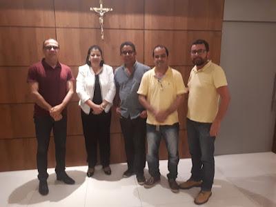 PREFEITA MADALENA BRITTO CONFIRMA APOIO À CAMINHADA DO FORRÓ DE ARCOVERDE