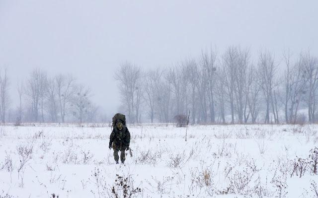 зимове бездоріжжя