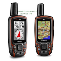 GARMIN GPS Map 64s Di Indosurta Group Battery life 16 jam