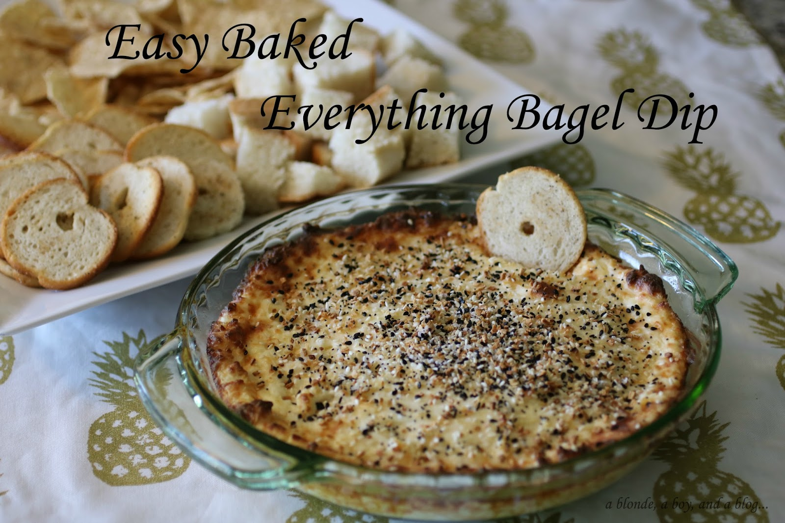 A Blonde A Boy And A Blog Easy Baked Everything