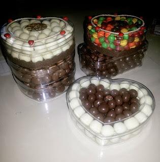 Coklat Delfi Mix kiloan murah