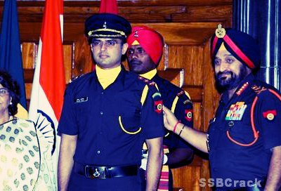 Sachin Pilot Territorial Army