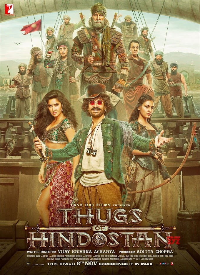 Thugs of Hindostan (Hindi) Ringtones & Bgm