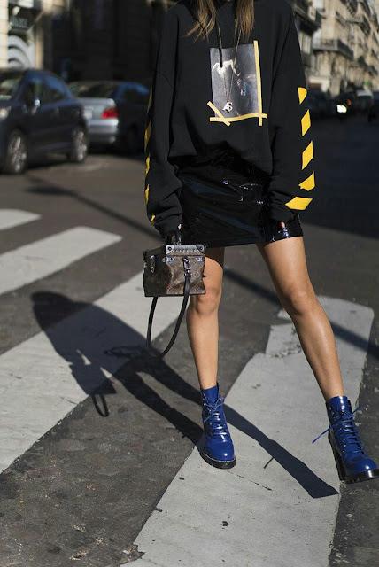 Fall teenage girls street style