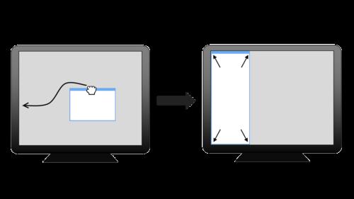 Windock: Χωρίζουμε σε σταθερά παράθυρα όλη την επιφάνεια της οθόνης του υπολογιστή μας
