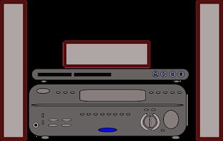 Reproduktorová sústava -Domáce kino