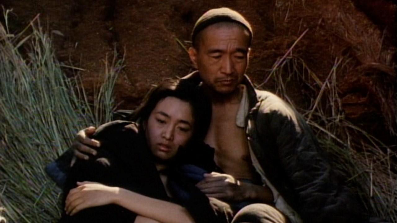 Gong Li 巩俐 《红高粱》Classic