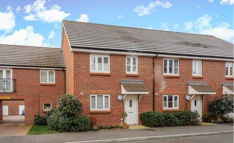 fishbourne chichester buy-to-let property front