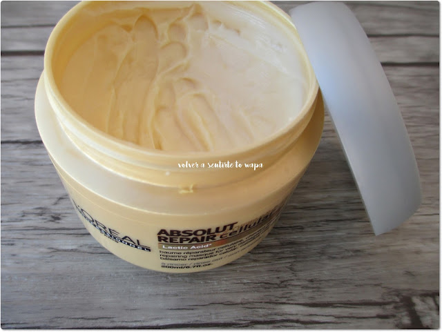Mascarilla Absolut Repair de L'oreal Professionnel