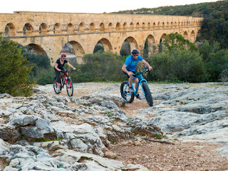 vélo et vtt sur le GR6