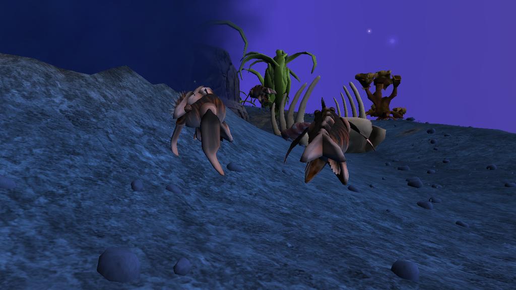 Criaturas del planeta Monlyth ~ Spore Galaxies: The Fallen Spore_20-05-2012_12-40-33_zpsfgp625eq
