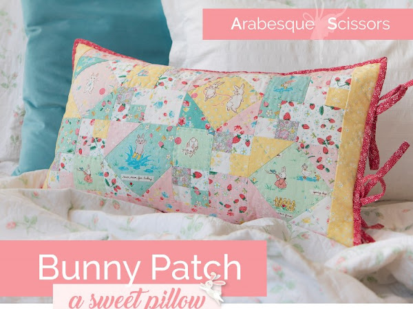 "Bunny Patch by Ali Phillips + A GIVEAWAY For You <img src=""https://pic.sopili.net/pub/emoji/twitter/2/72x72/1f60d.png"" width=20 height=20>"