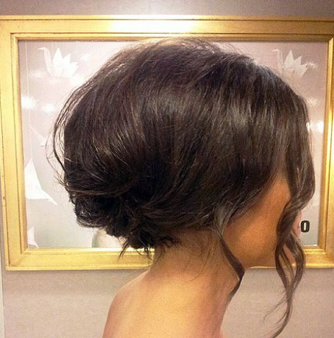Gaya Rambut Panjang Trend