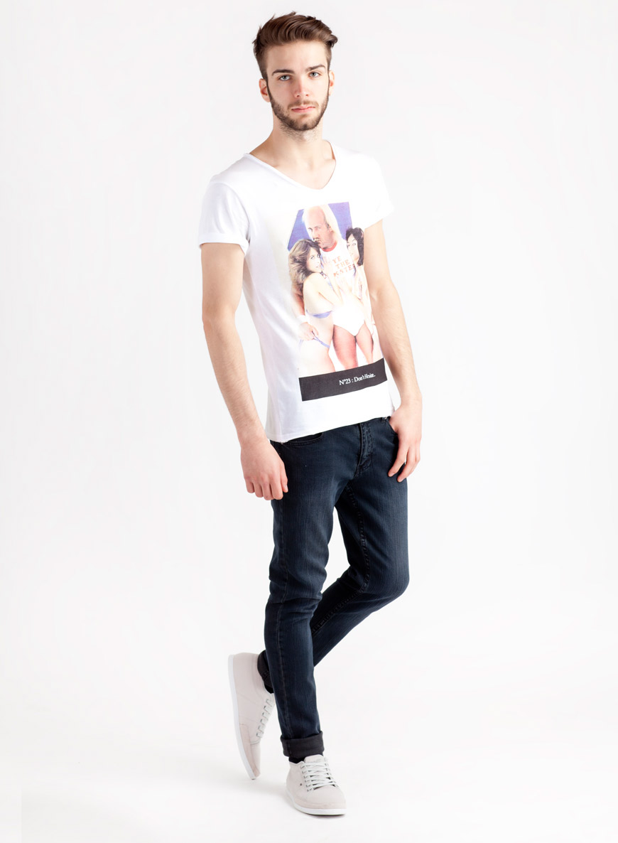 Love Clothing  Shock Factor Tees.... f447d38c2d338