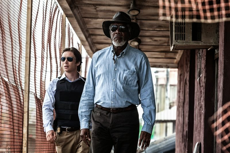 transcendence cillian murphy morgan freeman