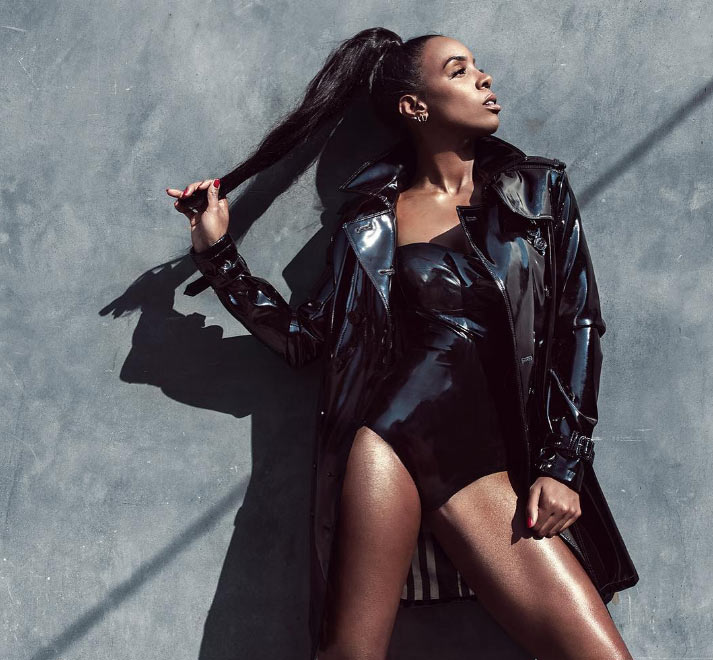 Kelly Rowland: 35-year-old singer shares sultry pictures