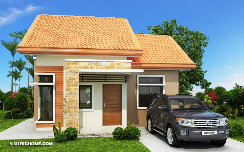 Smaller homes are becoming a trend nowadays. Due to increasing prices of house and lot and construction materials, many people decide to have smaller homes. But just because you have a small house, it does not mean, it cannot be beautiful.
