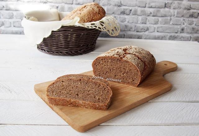 Chleb żytni razowy 2000 na zakwasie
