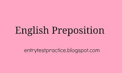 English Preposition Help