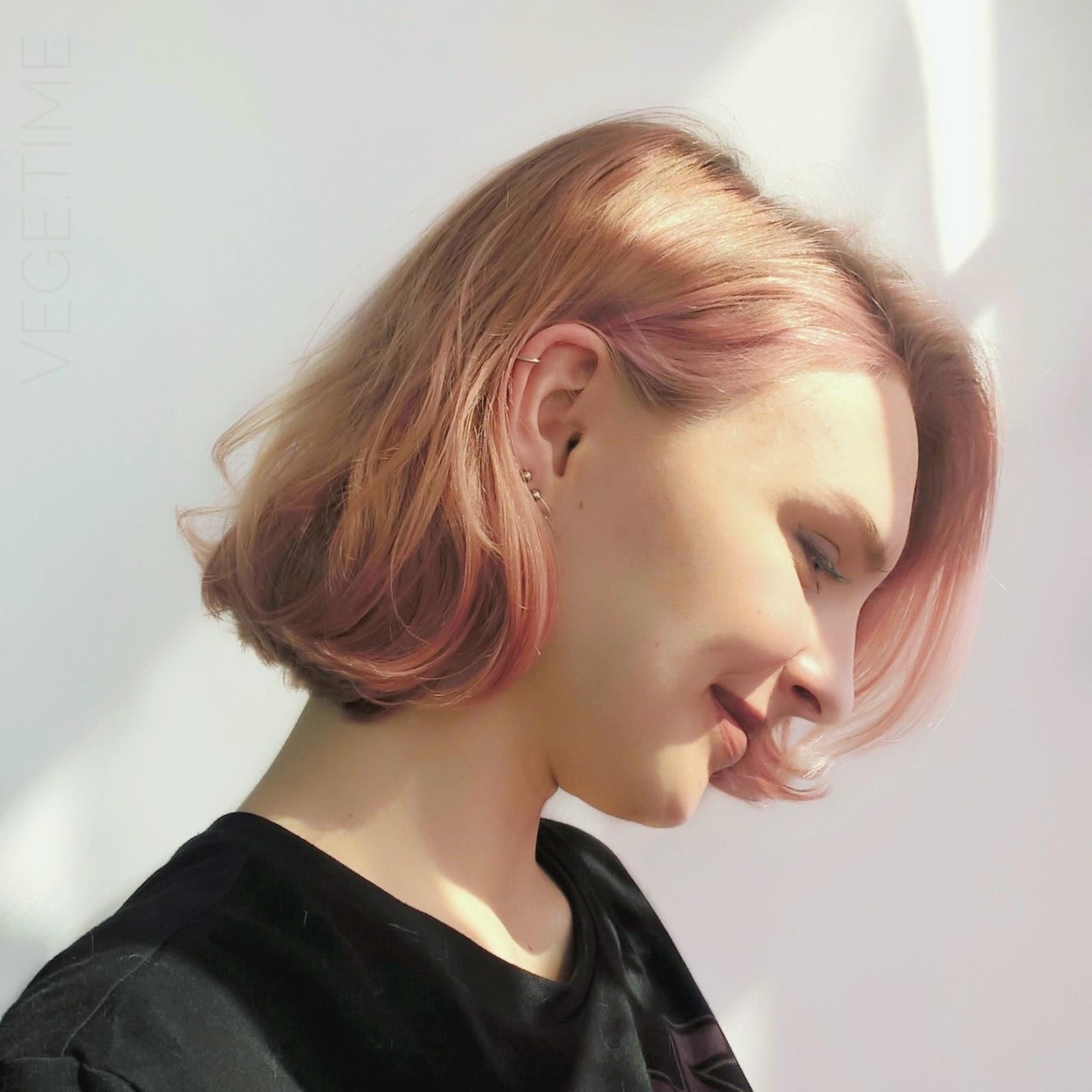 Wegańskie farbowanie pastelowy róż - La Riche Directions Pink Flamingo