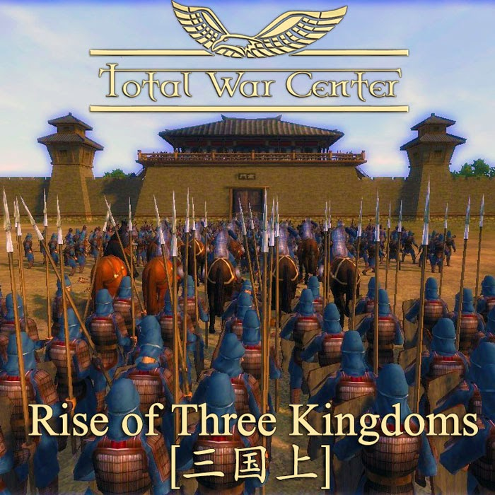เกมสามก๊ก Total War : Rise of Three Kingdoms