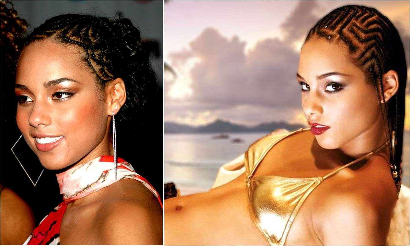 Sensational Afromag Hairstyle Of The Week Alicia Keys39 Big Cut Hairstyle Inspiration Daily Dogsangcom
