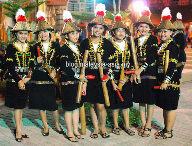 Kadazan Dusun people of Sabah