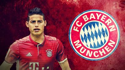goas to Bayern Munich
