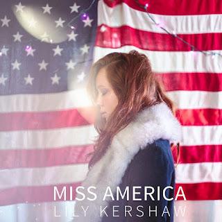 """Το βίντεο της Lily Kershaw για το τραγούδι """"Miss America"""" από το ομότιτλο single"""