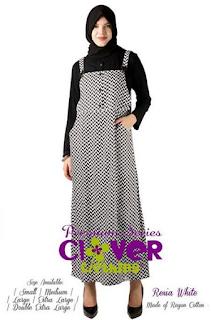 10 Contoh Model Baju Muslim Terbaru Trend Sekarang