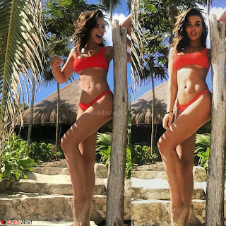 Amy Jackson in Bikini  Exclusive Galleries 003.jpg